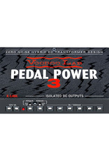 Voodoo Lab Voodoo Lab Pedal Power 3 High Current 8-output Isolated Power Supply