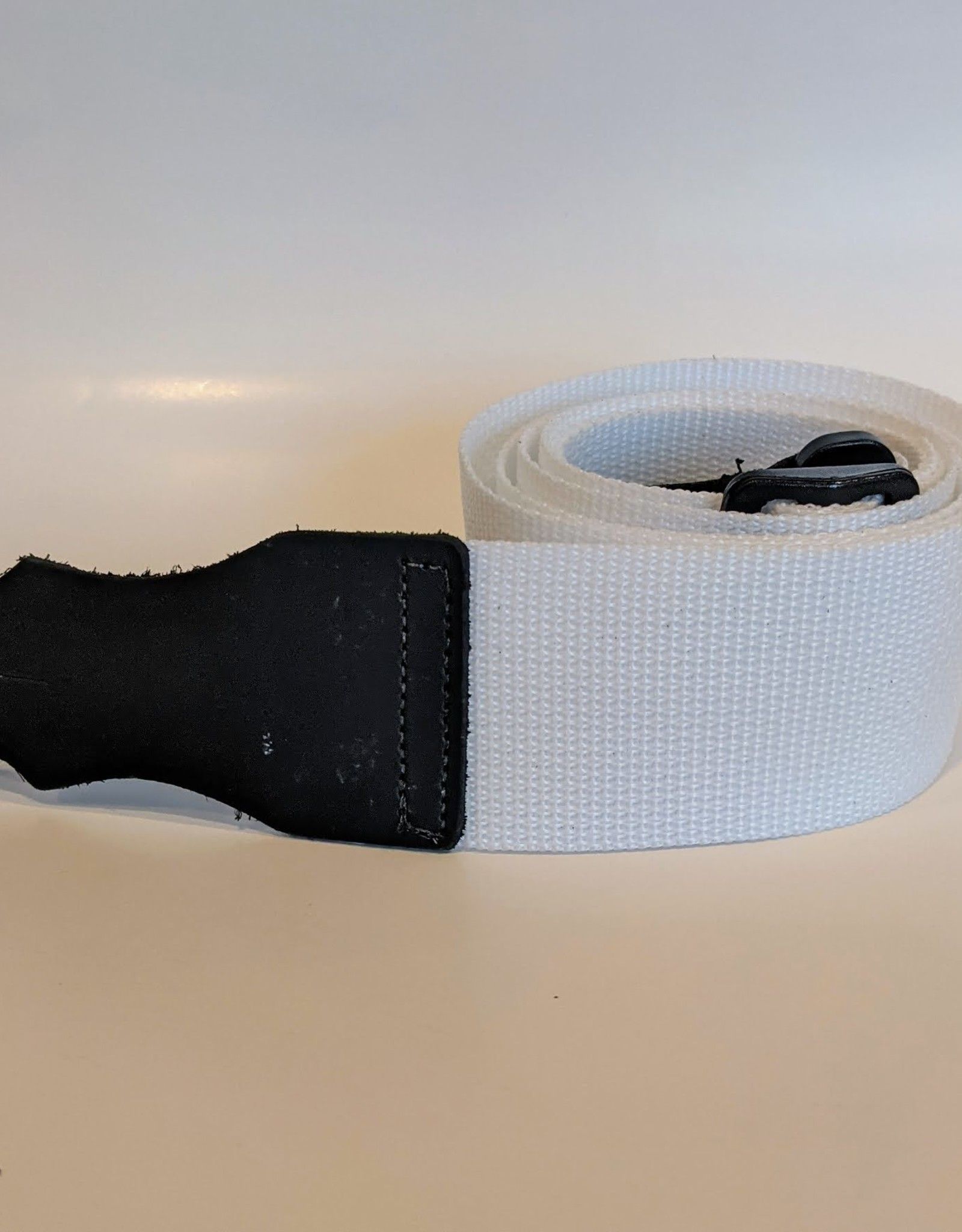 Franklin Straps White Poly Web