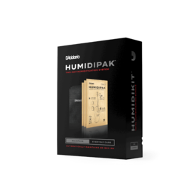 D'Addario D'Addario Humidipak Two Way Humidification System