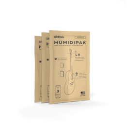 D'Addario D'Addario Humidipak Maintain Replacement Packets, 3PK