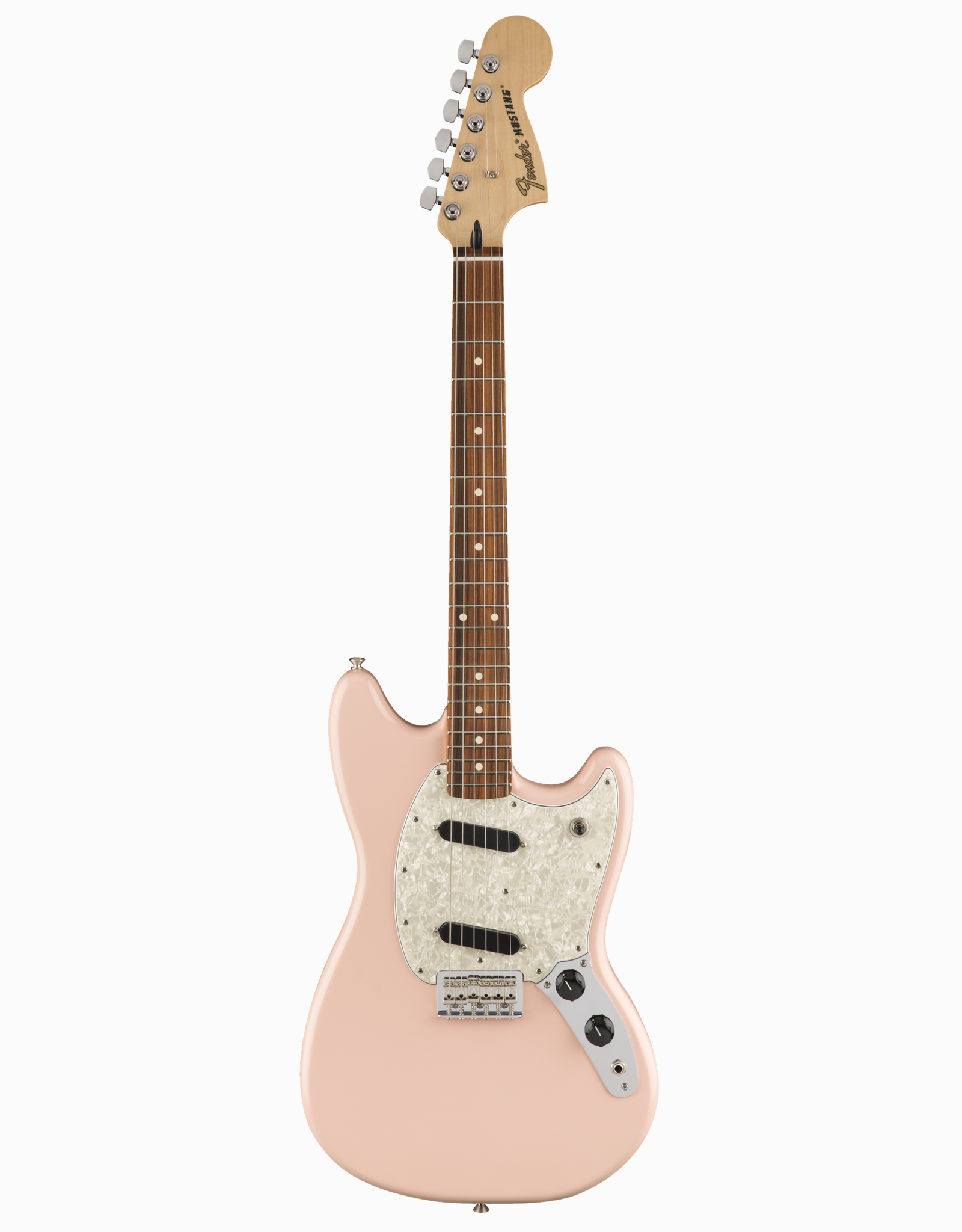 Fender Fender Player Series Mustang, Shell Pink
