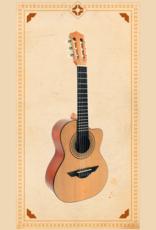 H. Jimenez H. Jimenez Voz de Trio Requinto Trad 510mm scale w/Gig Bag