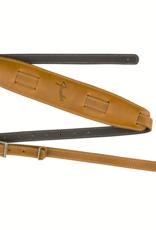 Fender Fender Mustang Vintage Saddle Strap, Butterscotch