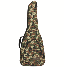 Fender Fender FE920 Electric Guitar Gig Bag, Woodland Camo
