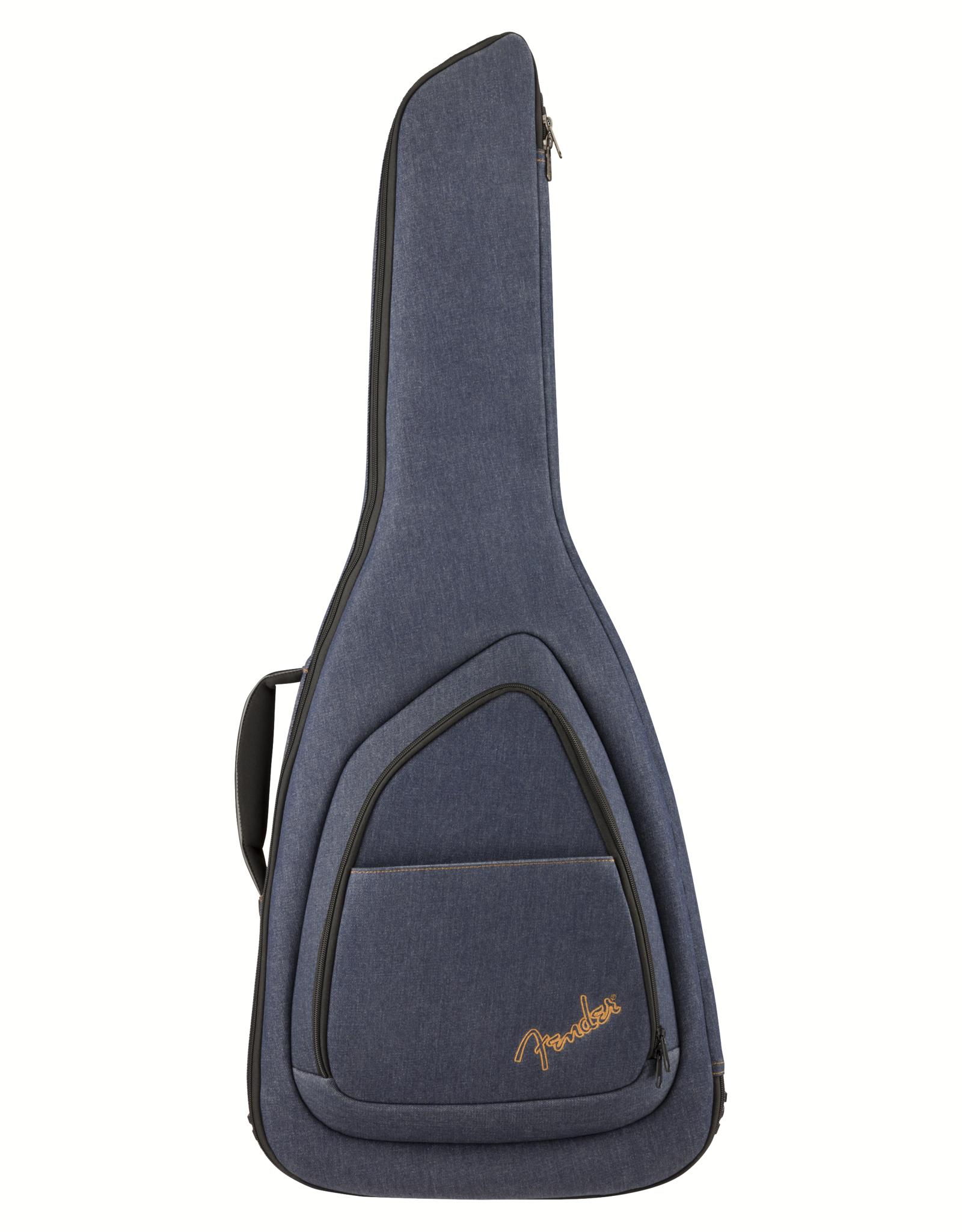 Fender Fender FE920 Electric Guitar Gig Bag, Gold Denim