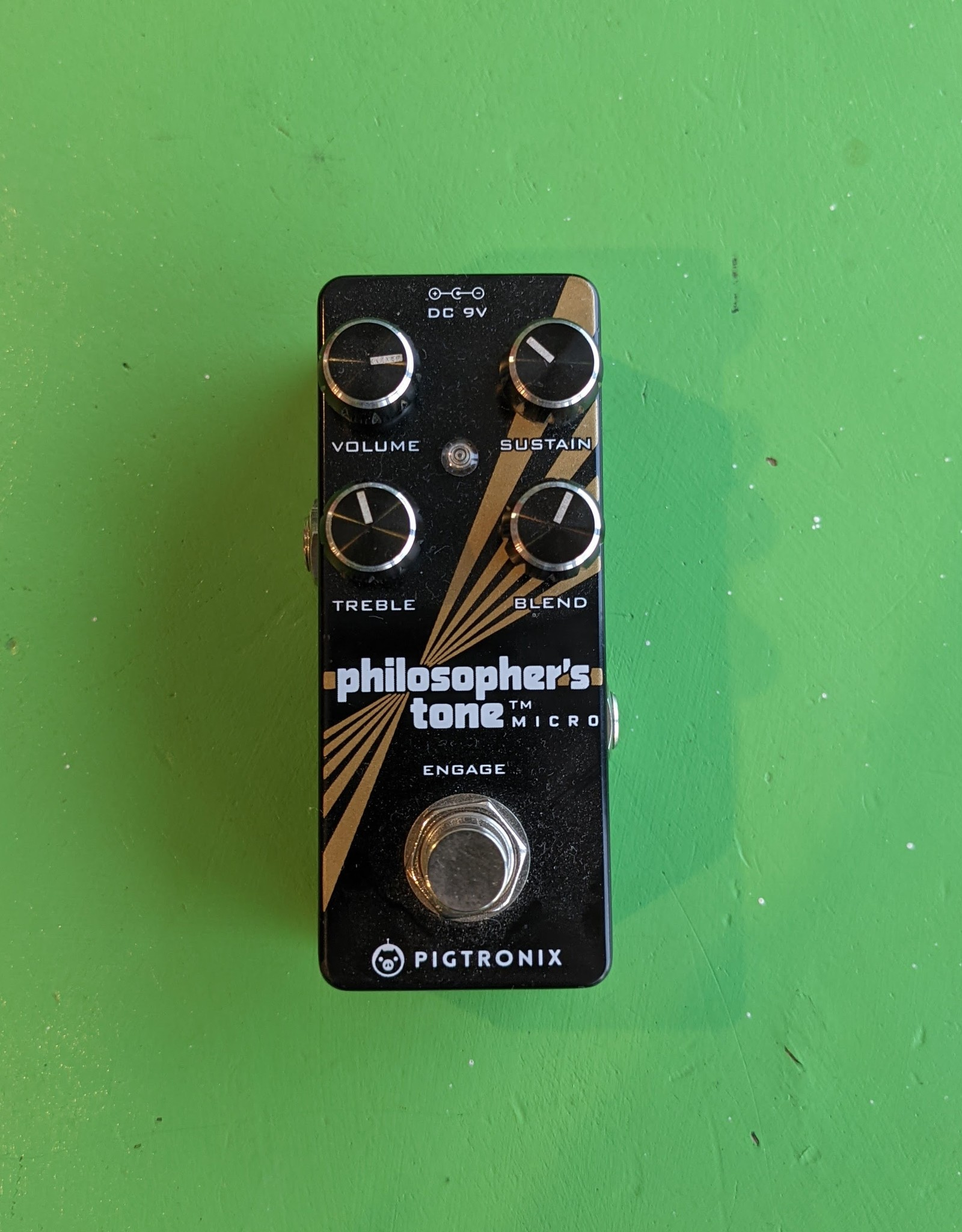 Pigtronix Philosopher's Tone Micro, Used