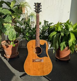 Grammer 1970-1971 Grammer G30 Acoustic Guitar w/HSC, Used
