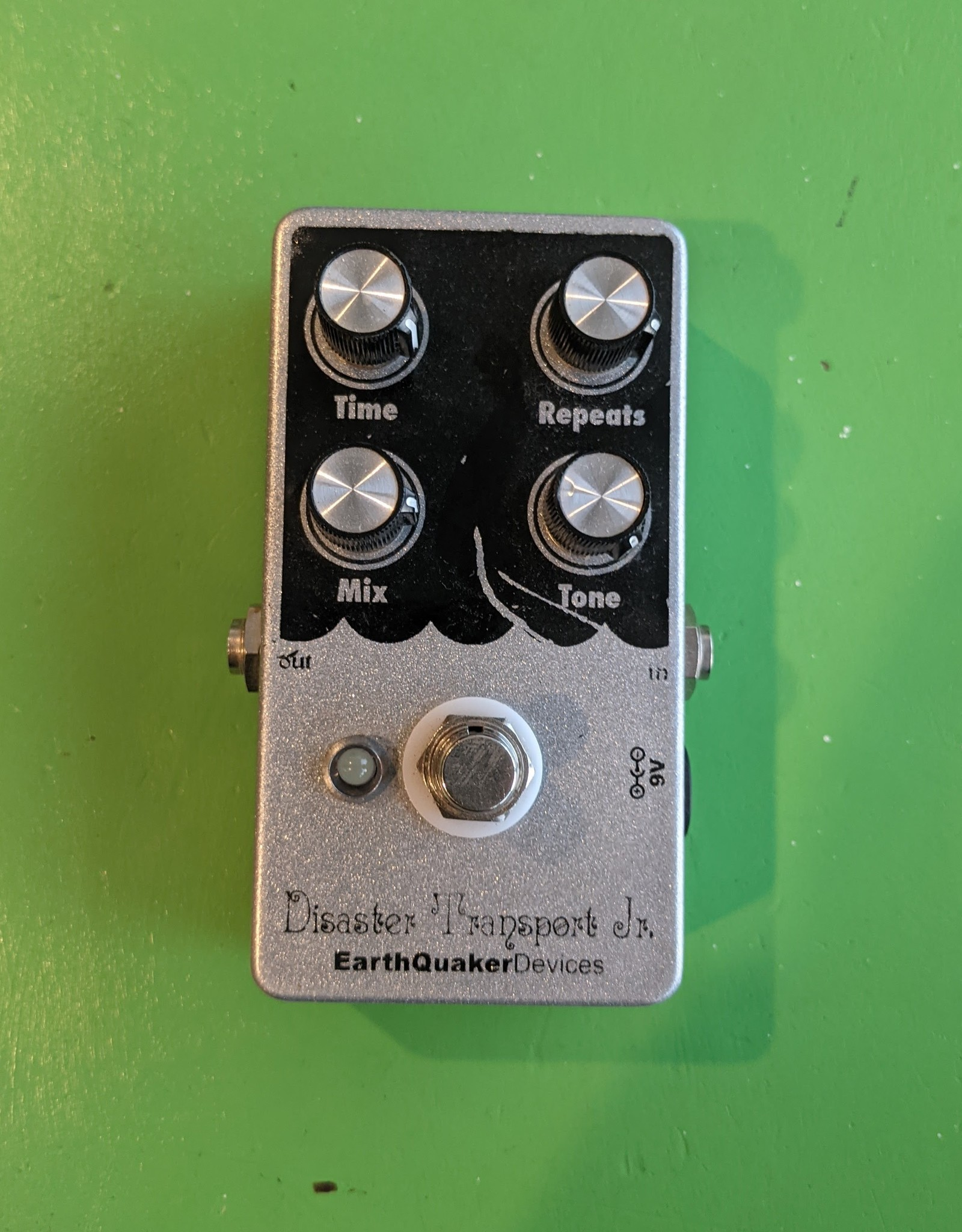EarthQuaker Devices Earthquaker Disaster Transport Jr, Used