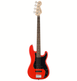 Squier Squier Affinity Series Precision Bass PJ, Laurel Fingerboard, Race Red