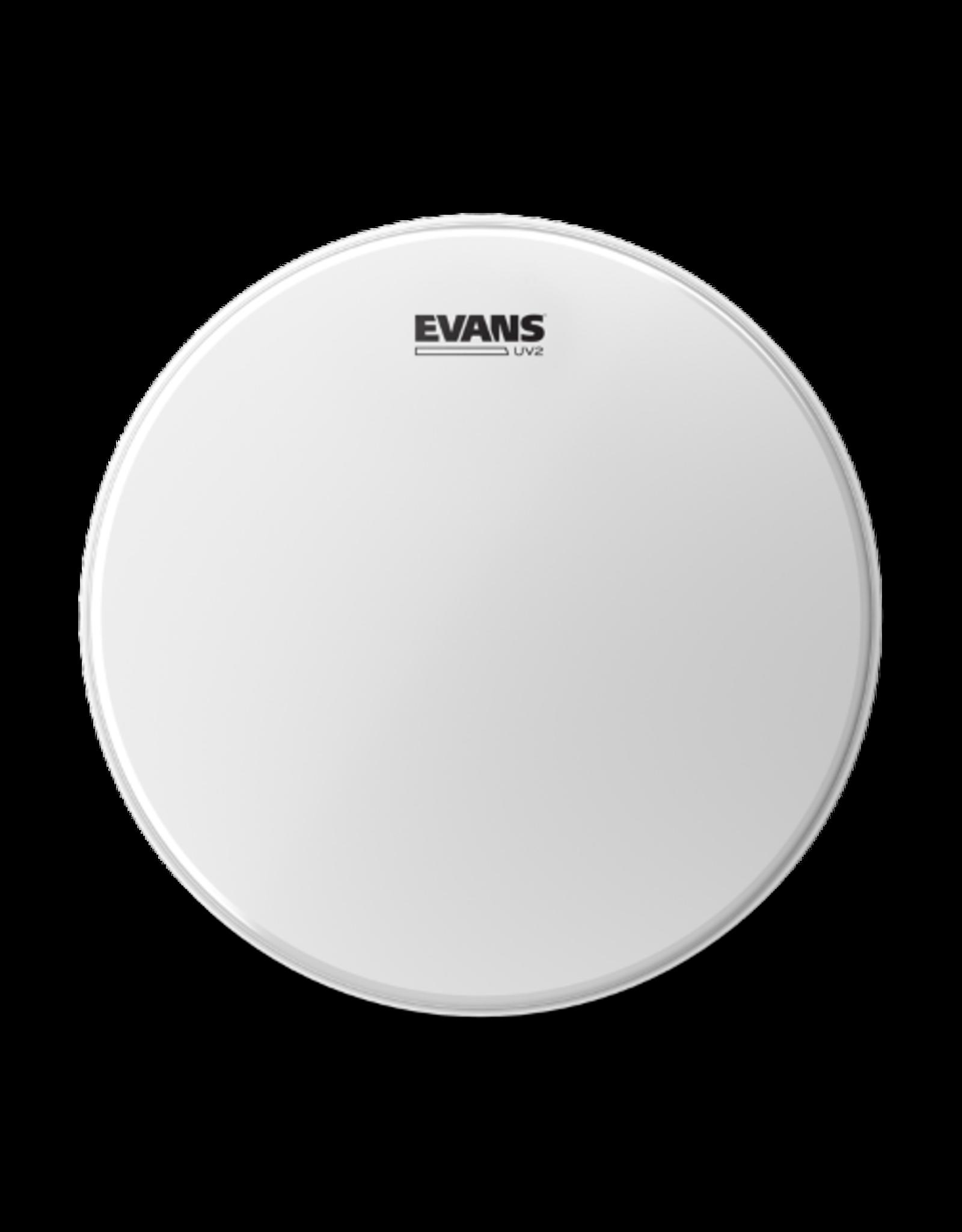 Evans Evans UV2 Coated Drumhead, 13 Inch