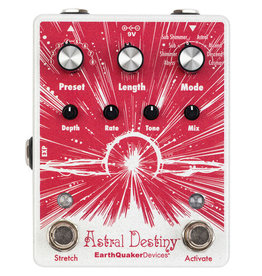 EarthQuaker Devices Earthquaker Astral Destiny Octal Octave Reverb
