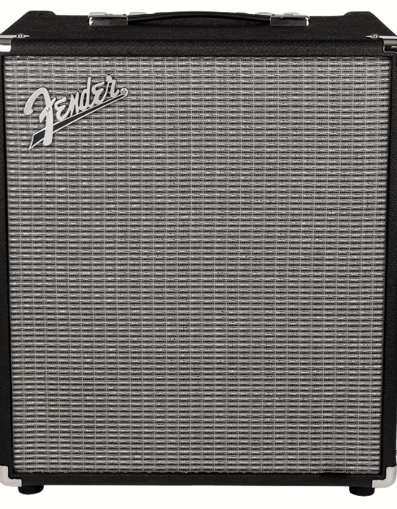Fender Fender Rumble 100 V3, 120V, Black/Silver