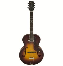 Gretsch Gretsch G9555 New Yorker Archtop Guitar with Pickup, Semi-gloss, Vintage Sunburst