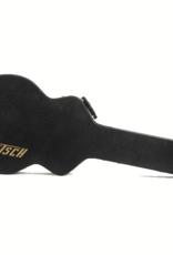 "Gretsch Gretsch G6298 16"" Hollow Body Flat Top Hardshell Case, Electromatic 12-String, Black"