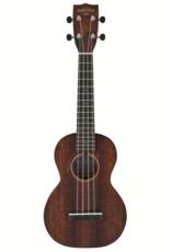 Gretsch Gretsch G9110 Concert Standard Ukulele with Gig Bag, Ovangkol Fingerboard, Vintage Mahogany Stain