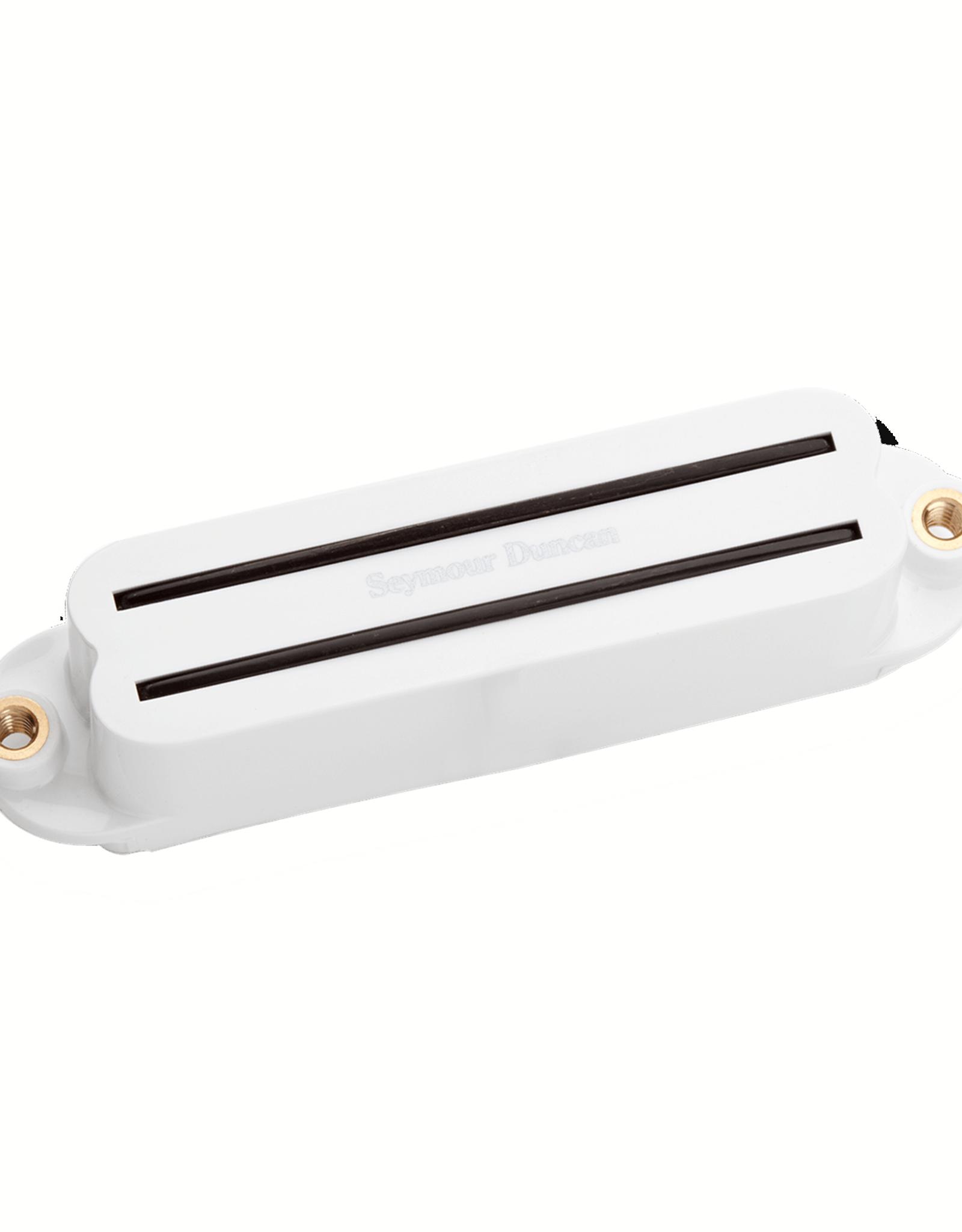 Seymour Duncan SHR-1b Hot Rails for Strat White, Single Pickup