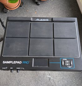 Alesis Alesis Samplepad Pro w/ Mount Stand and 32 GB Memory Card, Used