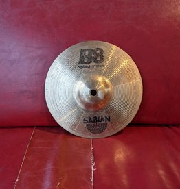 "Sabian Sabian B8 8"" Splash, Used"