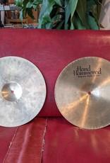 "Tama Sabian 13"" Hand Hammered Hi Hats, Used"