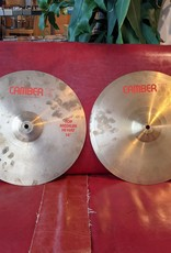 """Camber 14"""" Camber II Hi-Hat Pair, Used"""