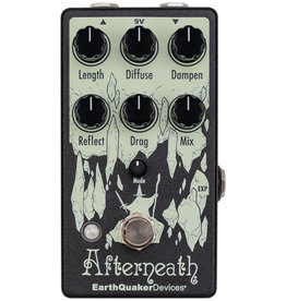 EarthQuaker Devices Afterneath Otherworldy Reverberator V3