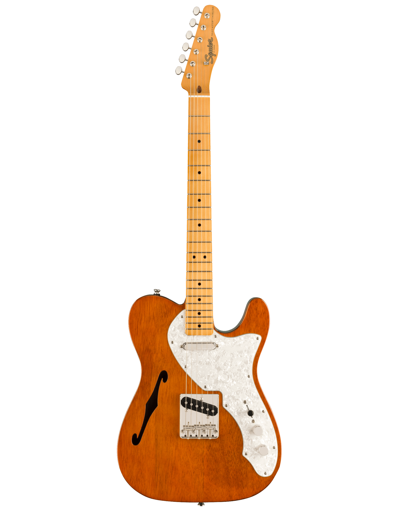 Squier Squier Classic Vibe '60s Telecaster Thinline, Natural, Maple FB