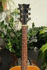 Grammer 1970-1971 Grammer G30 Acoustic Guitar w/HSC, Used