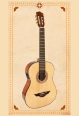 H. Jimenez H. Jimenez El Maestro Full Size Nylon String Guitar