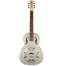 Gretsch Gretsch G9201 Honey Dipper Round-Neck , Brass Body Biscuit Cone Resonator, Shed Roof Finish