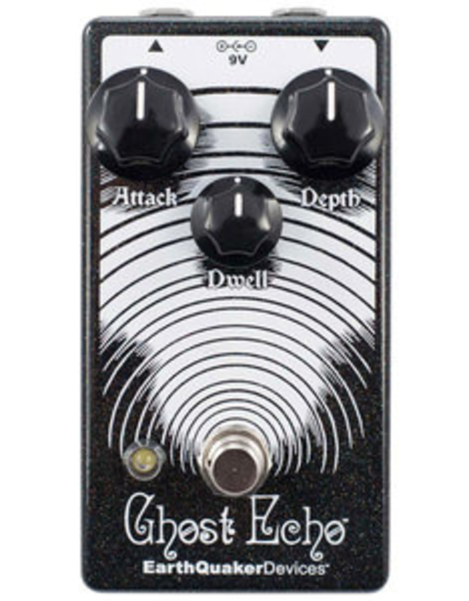 EarthQuaker Devices EarthQuaker Ghost Echo Reverb V3