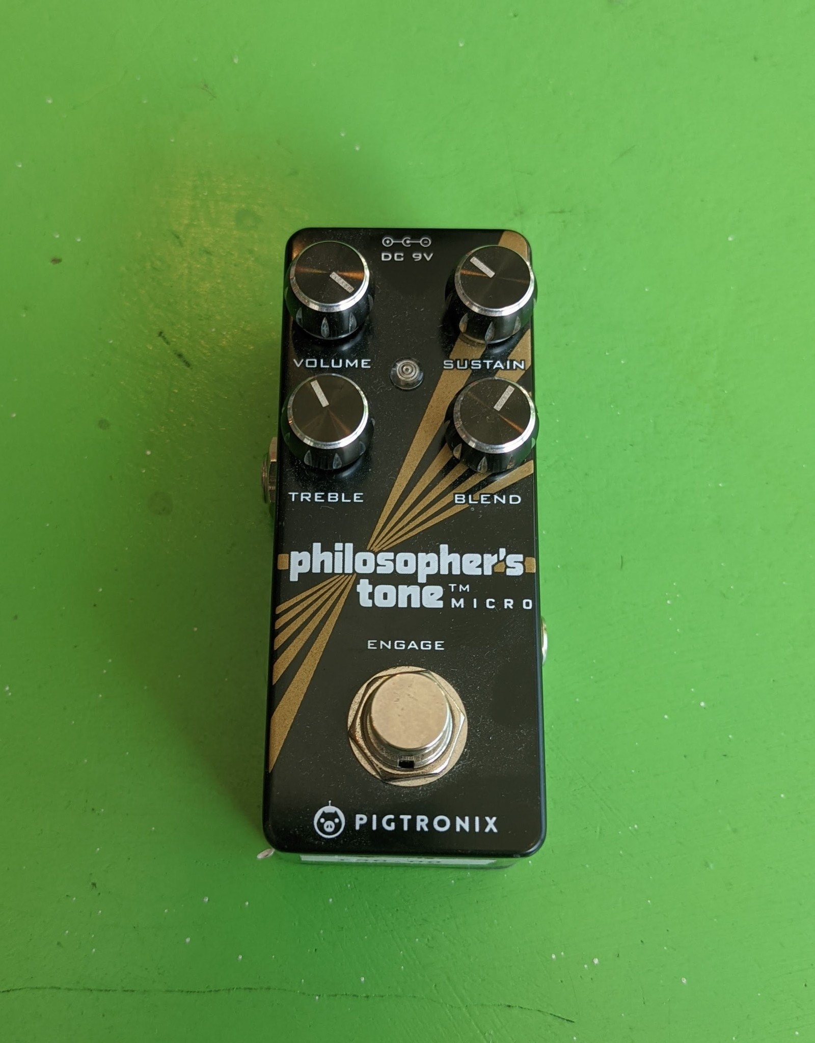 Pigtronix Pigtronix Philosopher's Tone Micro, Used