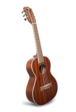 LANIKAI Lanikai 5 String Tenor Uke, Low/High G, Mahogany