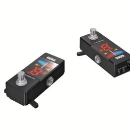 Korg PitchBlack Mini Pedal Tuner, Black