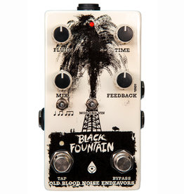 Old Blood Noise Endeavors OBNE Black Fountain V3 w/ Tap Tempo