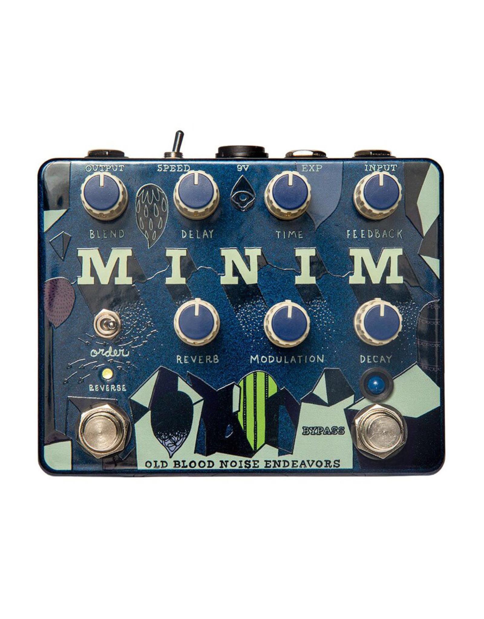 Old Blood Noise Endeavors OBNE Minim Immediate Ambient Machine