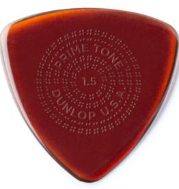Dunlop Dunlop Primetone 1.5 Triangle Grip Pick - Player Pack (3 Picks)
