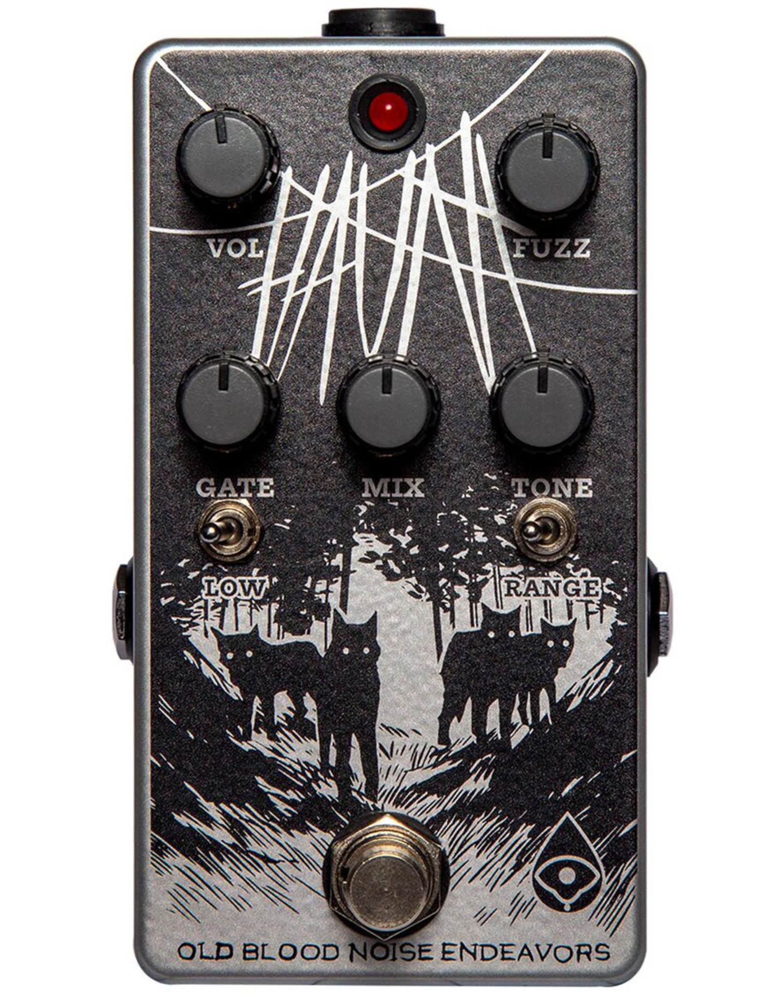 Old Blood Noise Endeavors OBNE Haunt Fuzz w/ Clickless Switching