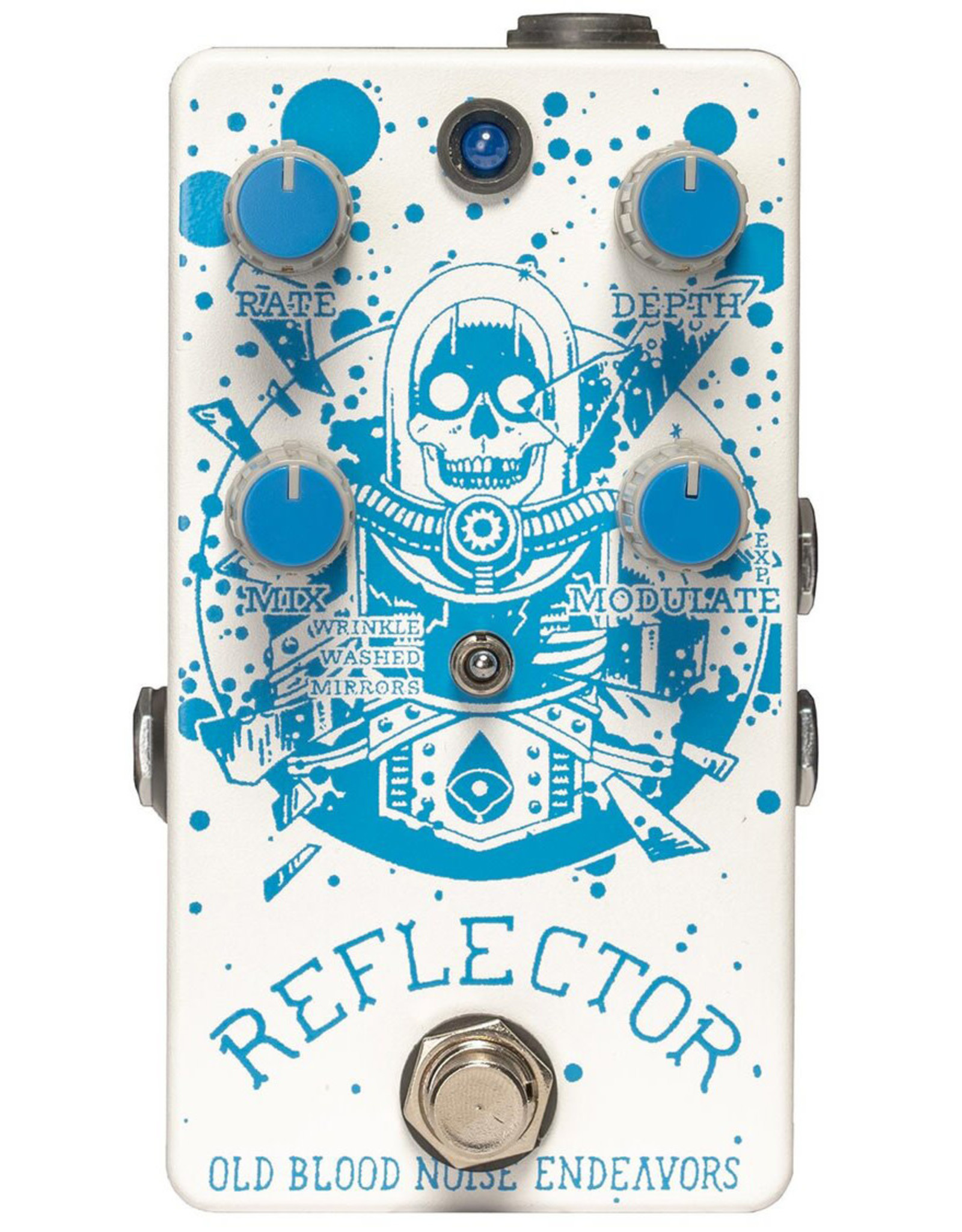 Old Blood Noise Endeavors OBNE Reflector V3 Noisemaker Chorus Pedal