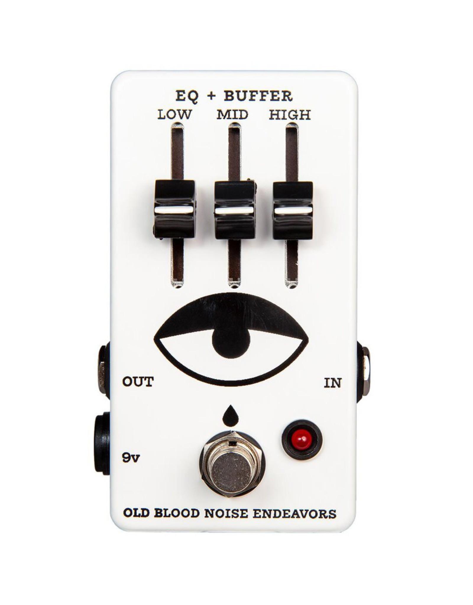 Old Blood Noise Endeavors OBNE EQ Buffer Slider Version Utility 3