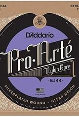 D'Addario D'Addario Pro Arte EJ44 Extra Hard Tension Nylon Classical Guitar Strings