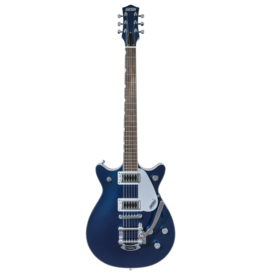 Gretsch Gretsch G5232T Electromatic Double Jet FT with Bigsby, Midnight Sapphire