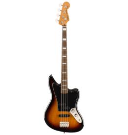 Gretsch Squier Classic Vibe Jaguar Bass, Limited 3-Color Sunburst