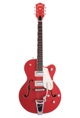 Gretsch G5410T Limited Edition Electromatic® Tri-Five Hollow Body Single-Cut with Bigsby®, Rosewood Fingerboard, Two-Tone Fiesta Red/Vintage White