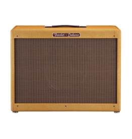 Fender Fender Hot Rod Deluxe 112 Enclosure, Lacquered Tweed, w/ Speaker Cable + Cover