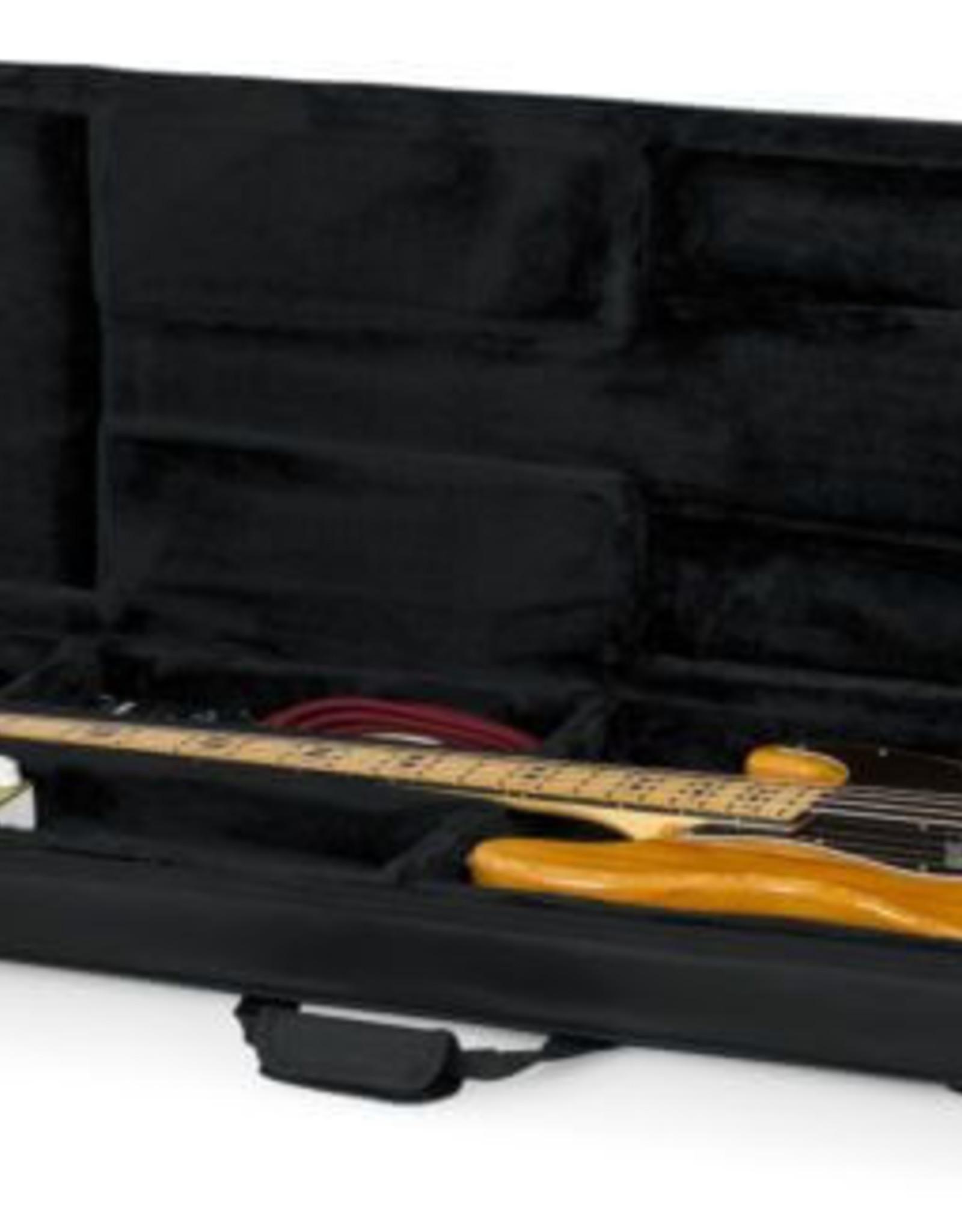 Gator Gator GL Rigid EPS Polyfoam Lightweight Case for Bass Guitars