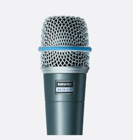 Shure Shure Beta 57A Supercardioid Dynamic Vocal/Instrument Mic