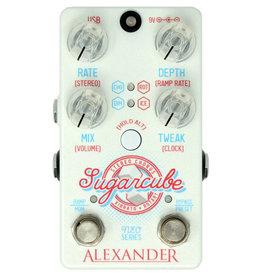 Alexander Pedals Alexander Pedals Sugarcube Chorus/Vibrato/Rotary
