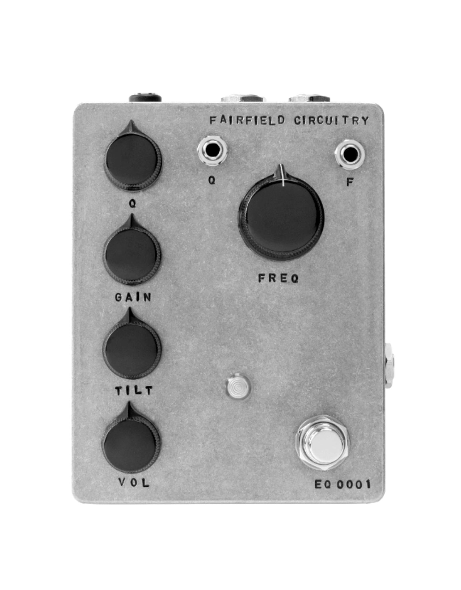 Fairfield Circuitry Fairfield Circuitry Long Life, Parametric EQ w/ Tilt & CV