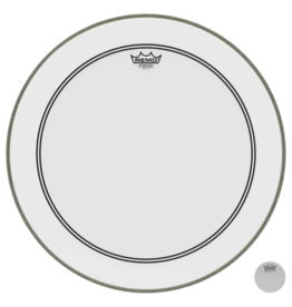 """Remo Remo Powerstroke  3 Smooth White 22"""" bass drum head"""