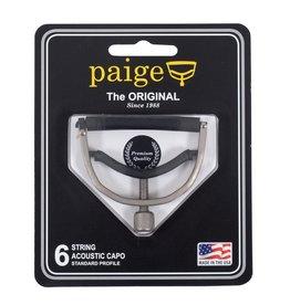 Paige Paige Capo, Guitar, Satin Nickel